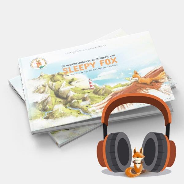 Luisterboek Sleepy fox